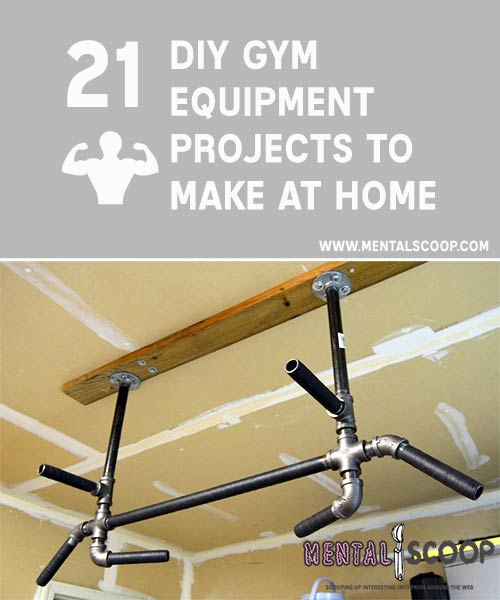 Fitness projects you can build at home mental scoop
