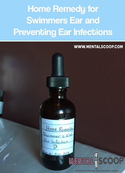 Ear Drops For Ear Infections Home Remedy