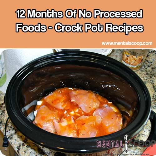 No Processed Food Crockpot Recipes