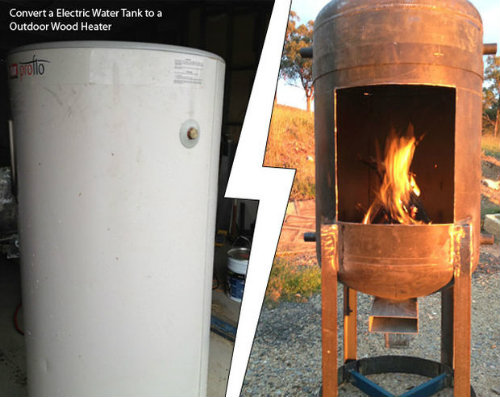 10 diy wood stove designs mental scoop