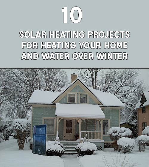 Solar projects for your home