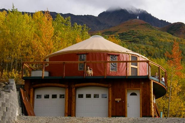 10 yurts you will want to live in page 2 of 2 mental scoop for Extreme home plans